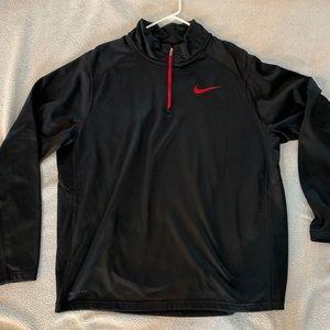 Nike half zip, pullover